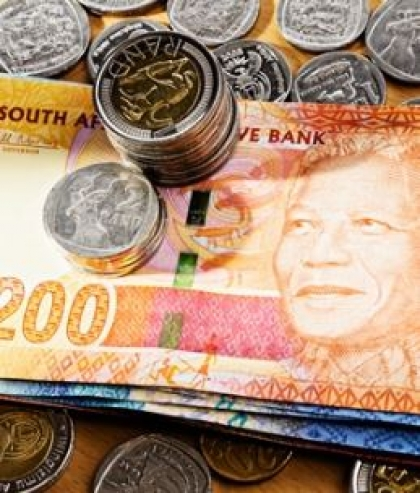 Rand gains on politics, low liquidity